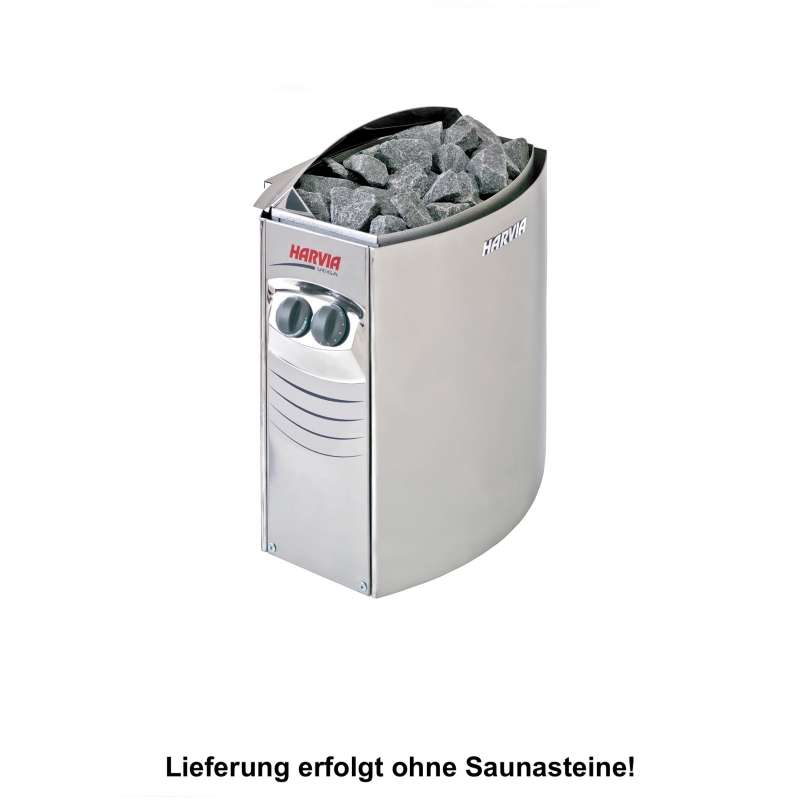 Harvia Saunaofen Vega 4,5 kW Elektroofen BC45 Saunaheizung Saunaheizgerät