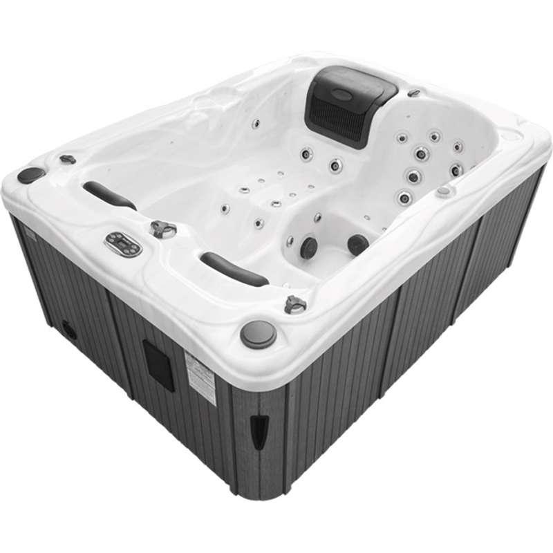 MySpa Whirlpool Boston MSP1600-1MD für 2-3 Personen ca. 159 x 212 x 87 cm