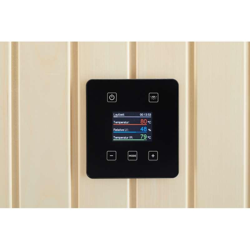Infraworld Saunasteuerung Saunacontrol T0 für Steuergerät Sauna B6754