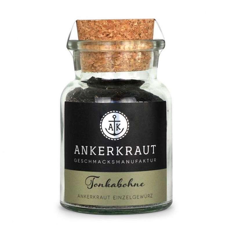 Ankerkraut Tonkabohne Korkenglas 80 g Einzelgewürz Tonkagewürz