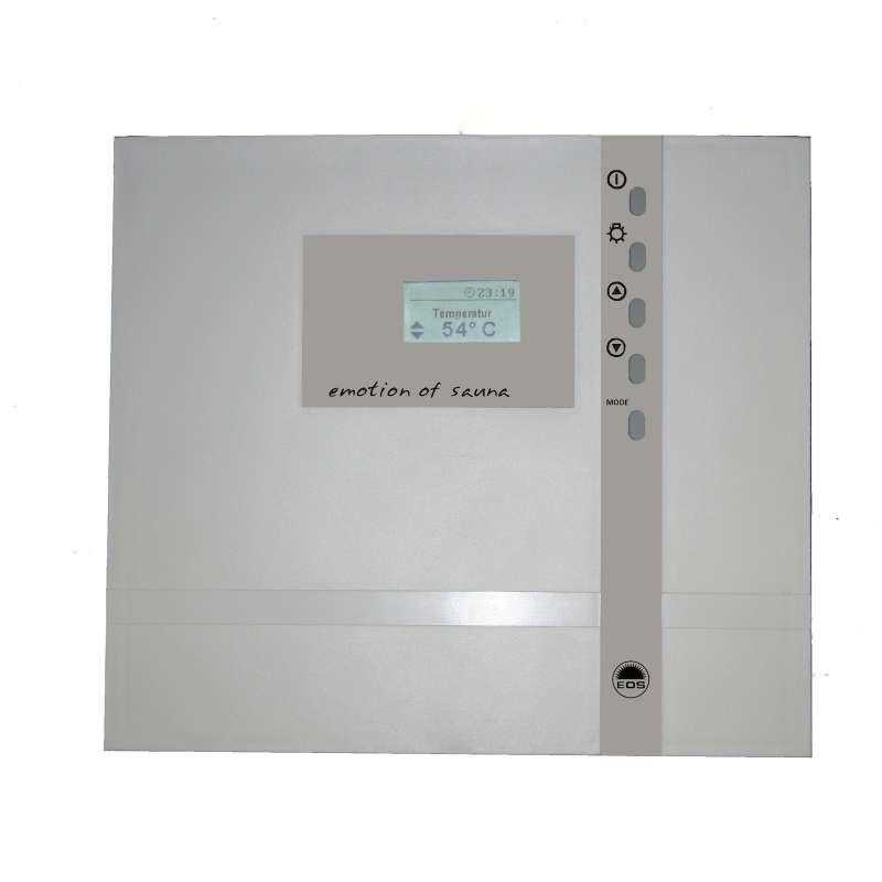 Eos Basic Elektronisches Saunasteuergerät ECON H1 Finnisch und Bi O 94.6137