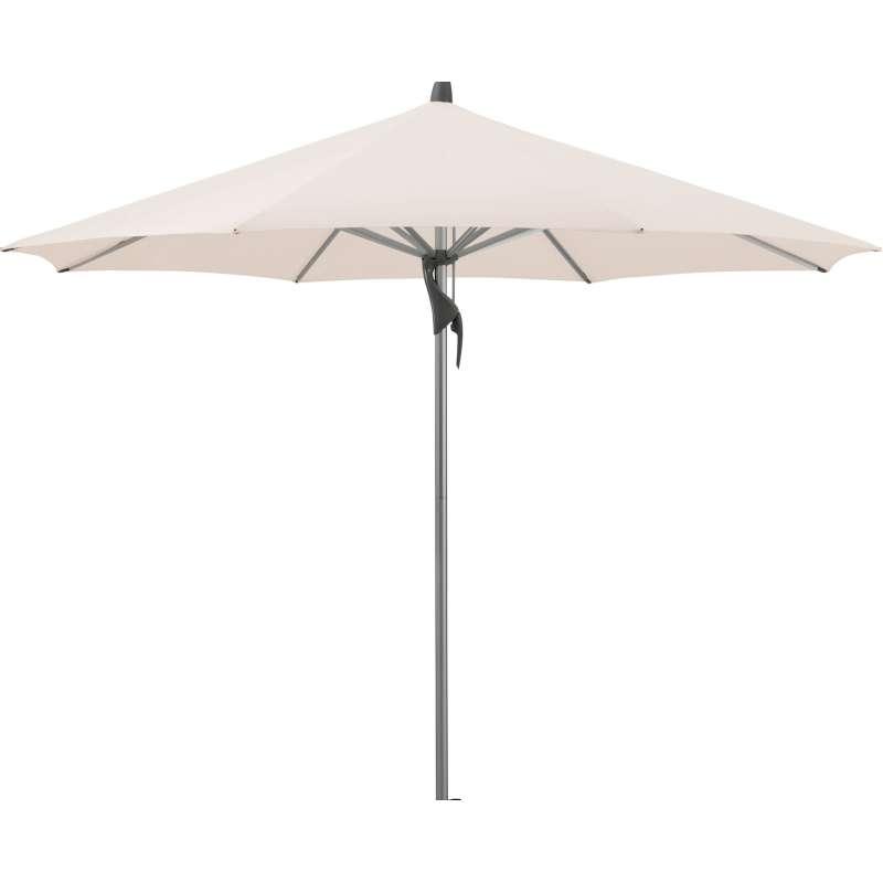 GLATZ Sonnenschirm FORTINO® rund ø 250 cm Stoffklasse 4 Vanilla 453