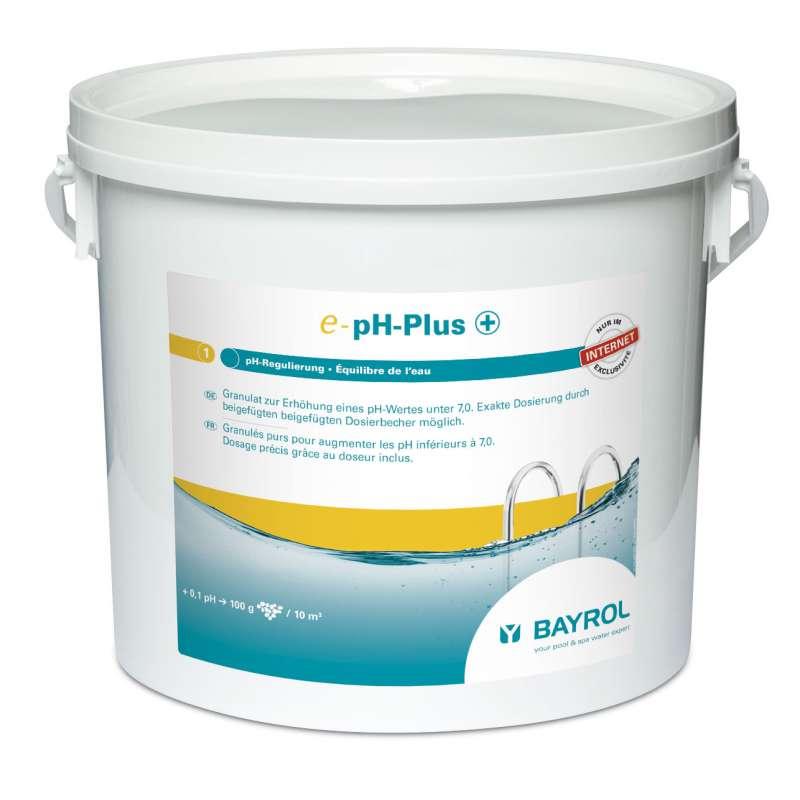 Bayrol pH Plus 5 kg Granulat zur pH Wert Erhöhung Schwimmbadpflege 1194815