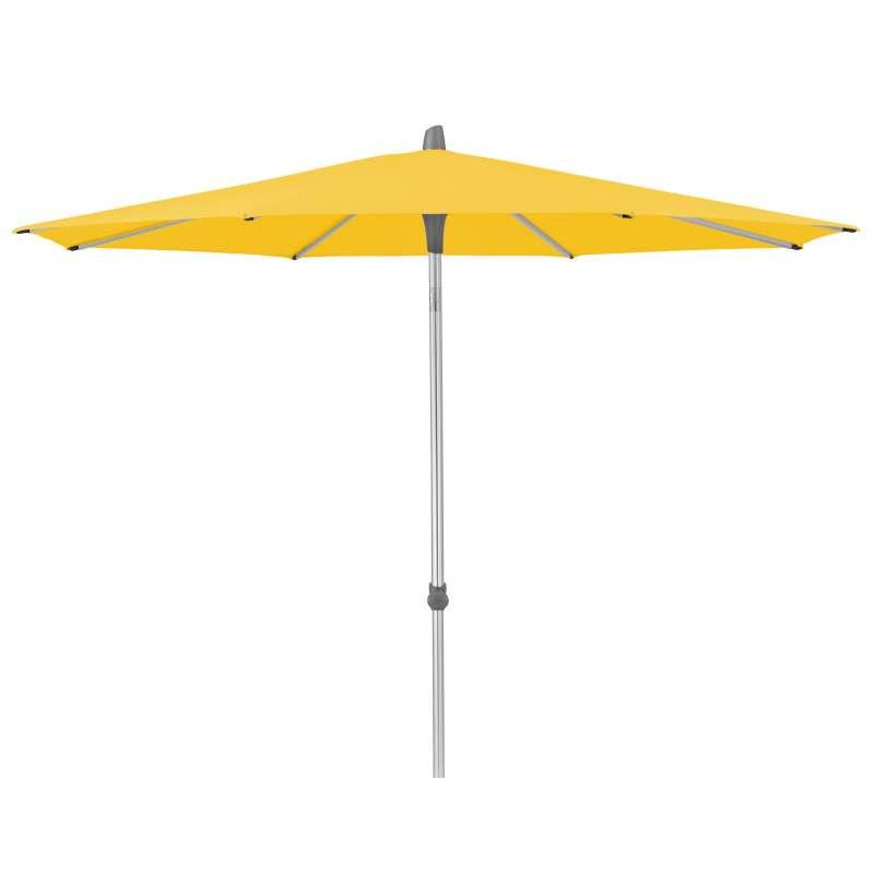 GLATZ Sonnenschirm ALU-SMART easy rund ø 200 cm Stoffklasse 2 Bright Yellow 146