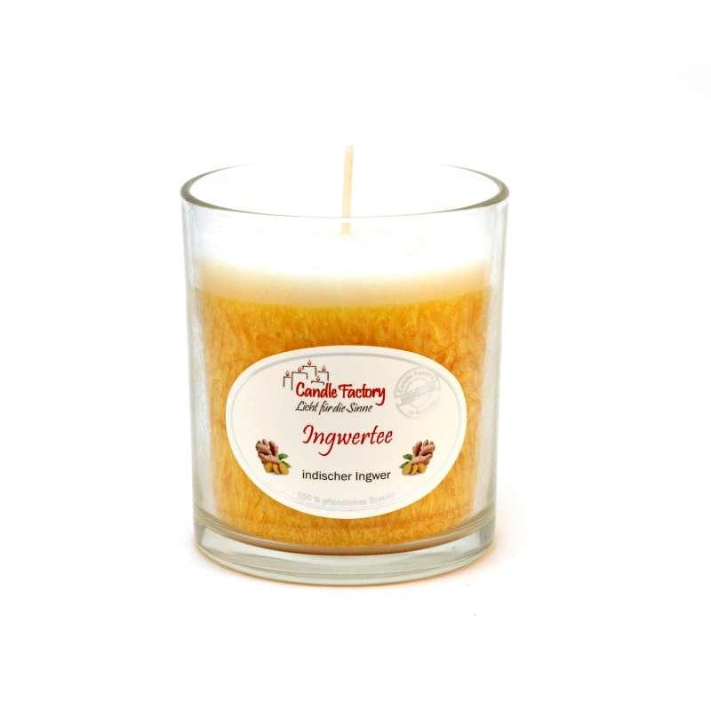 Candle Factory Party Light Kerze Ingwertee Raumduft Duftkerze Dekokerze 201-114