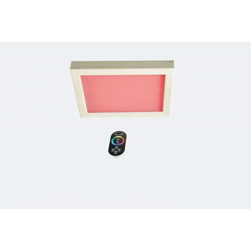 Infraworld LED Farblicht Sion 4A - EEK: B Spektrum A++ bis E - S2297A