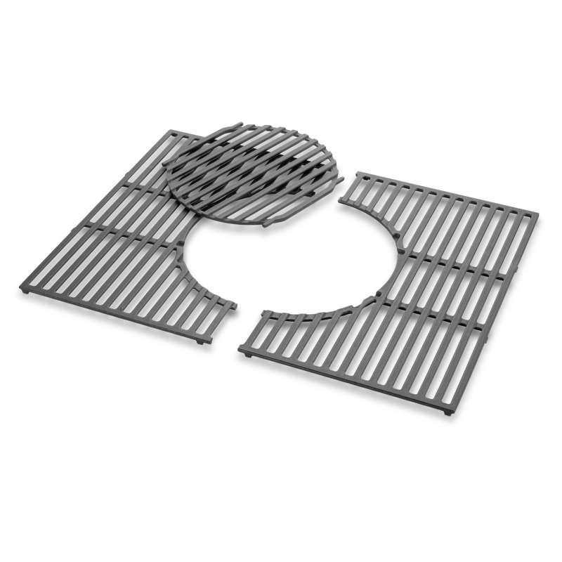 Weber GBS Grillrost mit Einsatz aus emailliertem Gusseisen für Genesis II 300 Serie ab 2019