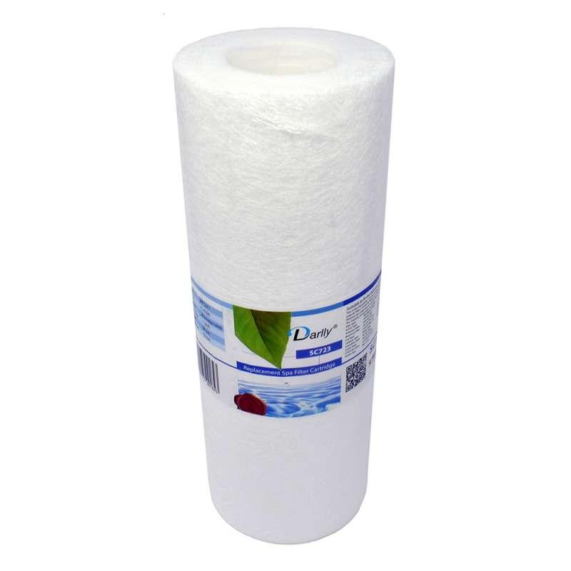 Darrly Einwegfilter Lamellenfilter SC723 Filter Whirlpool
