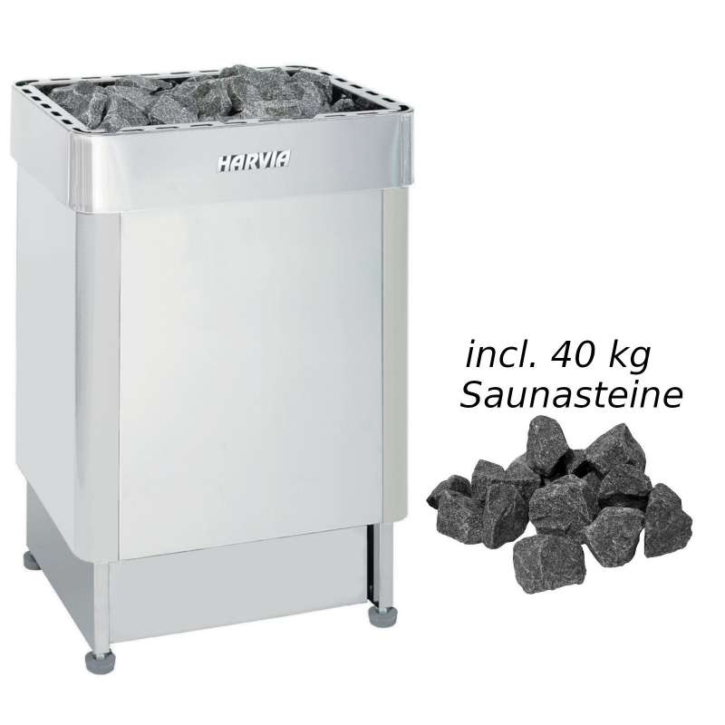 Harvia Saunaofen T10,5 Senator 10,5 kW Elektroofen Saunaheizung Saunaheizgerät