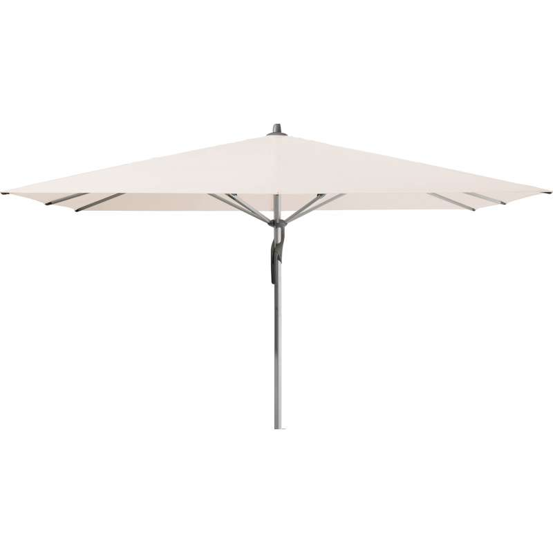 GLATZ Sonnenschirm FORTERO® quadratisch 250 x 250 cm Stoffklasse 4 Vanilla 453