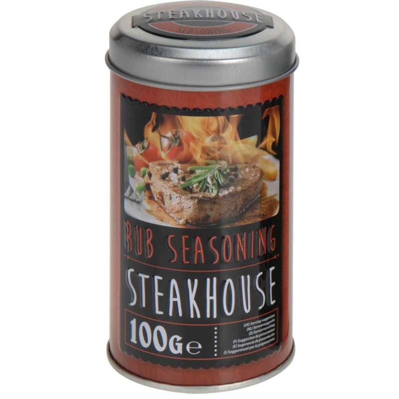 Grillgewürz Steakhouse Kräutermix 100 g Gewürzstreuer BBQ Rub Seasoning