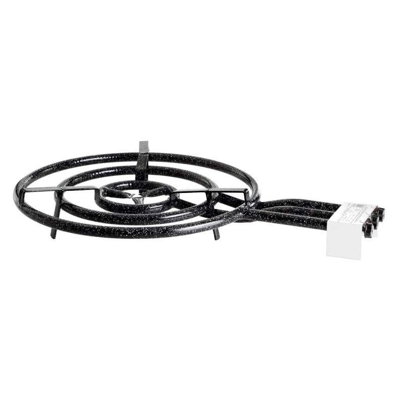 Paella World Paella-Brenner 3-Ring-Gasbrenner Ø 70 cm - 24,5 kW, 30 mbar