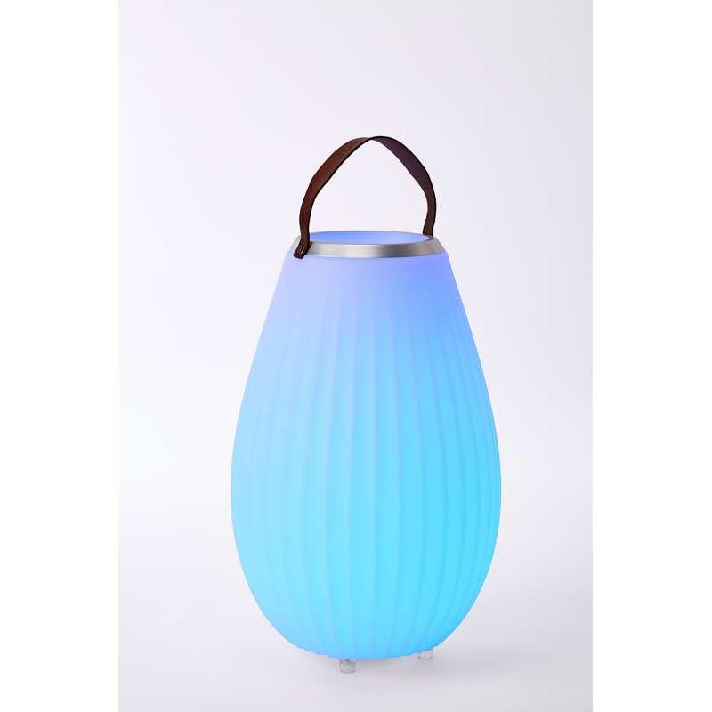 Joouly Music 50 Pro M Farbwechsel Lampe Bluetooth Lautsprecher Getränkekühler