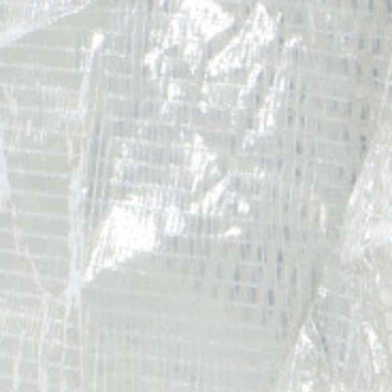 Sonnenpartner Schutzhülle für Strandkorb 2-Sitzer XL transparent Strandkorbhülle