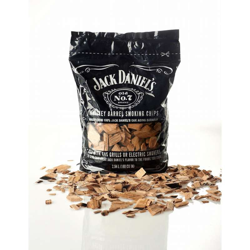 Rumo Barbeque Jack Daniels Wood Smoking Chips Räucherchips 2,94 L JD-SW
