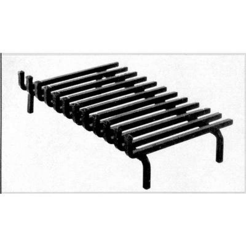 Heibi Feuerbock 52209-025 aus Stahl schwarz