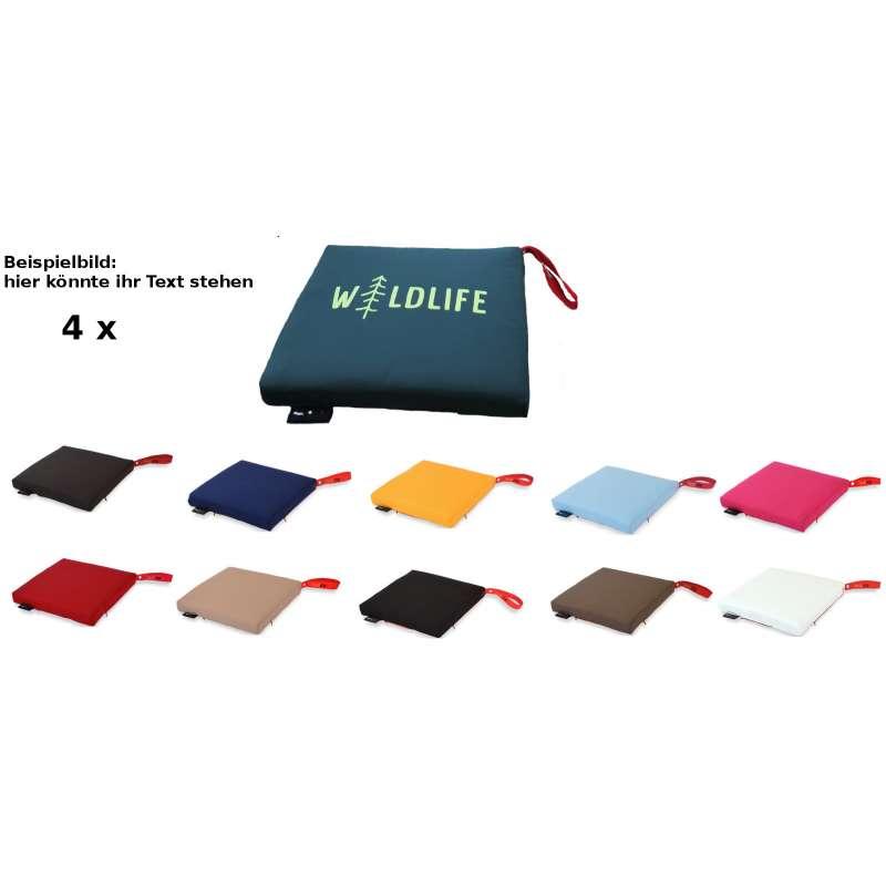 Moonich Heatme Akku-Heizkissen 4er Set 11 Farben individuell 4farbig bedruckbar