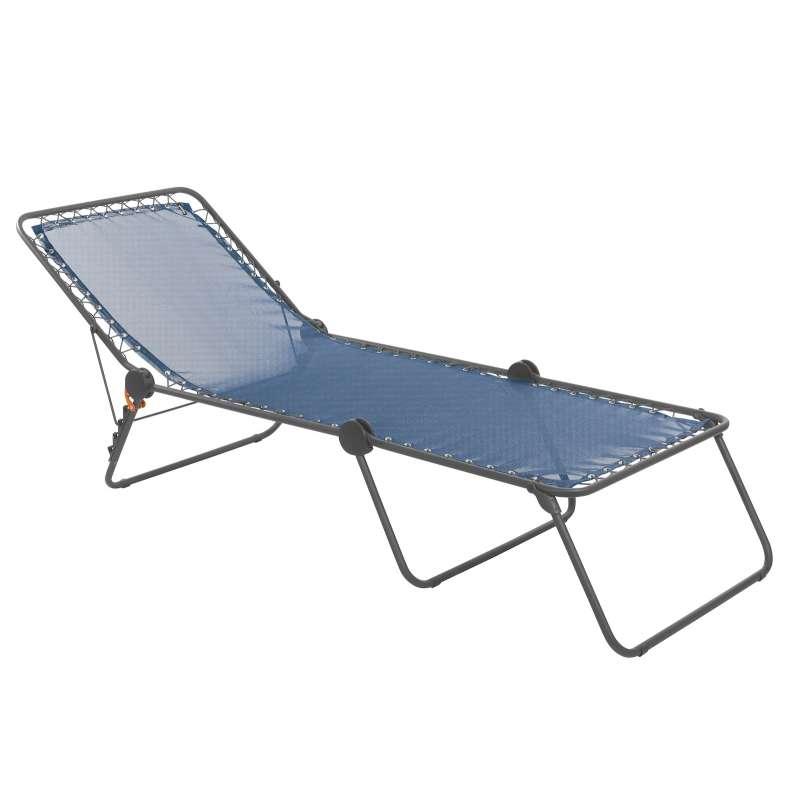Lafuma Sonnenliege Siesta L Ocean 201x70cm Gartenliege Campingliege LFM2293.8547