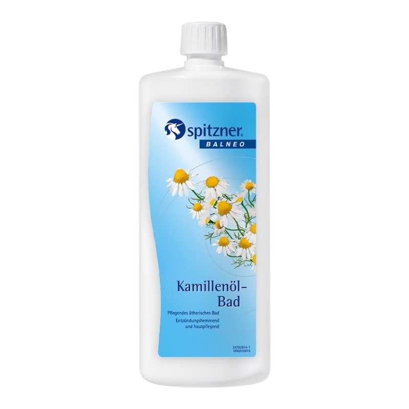 Spitzner Kamillenöl Bad 1 Liter Ätherische und Extraktbäder 47929244