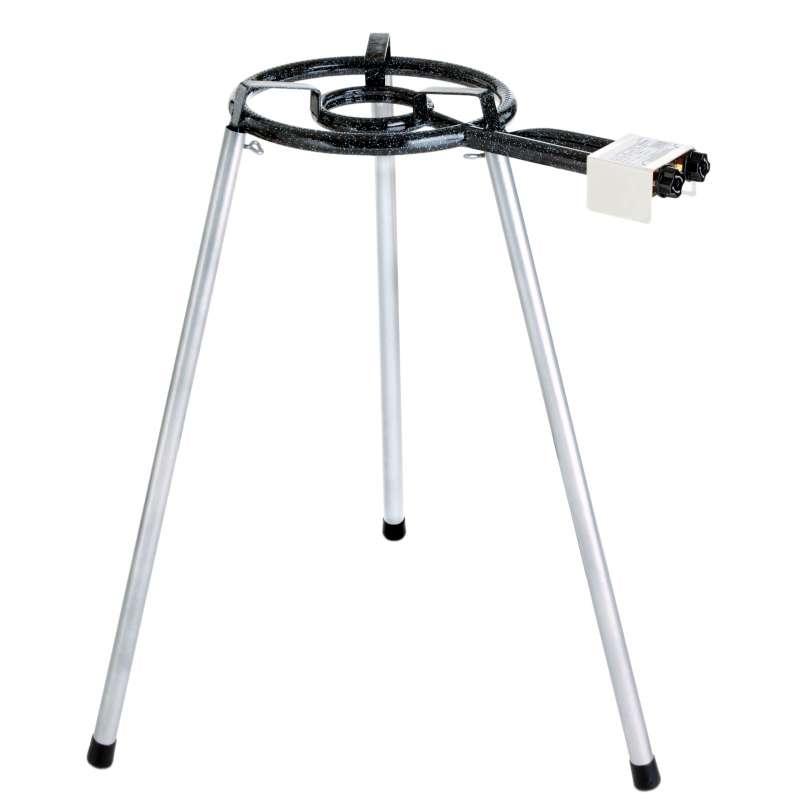 Paella World Dreibein Light Fuß Dreibein für Paella-Brenner mit Ø 30 - 40 cm