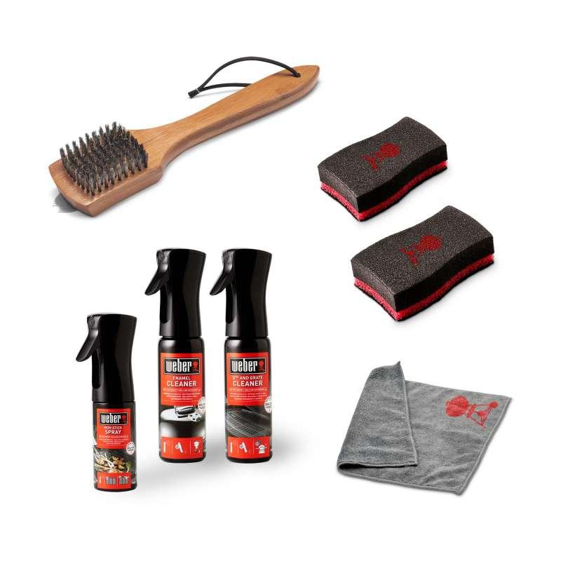 Weber Reinigung-Set für Holzkohlengrills