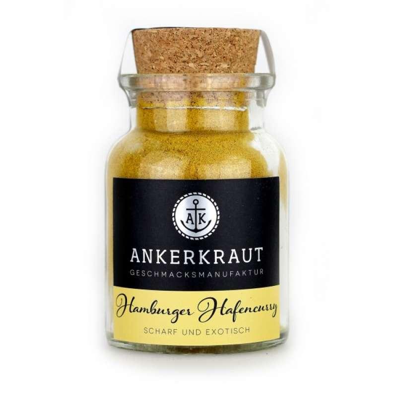 Ankerkraut Hamburger Hafencurry Curry im Korkenglas 60 g Currymischung