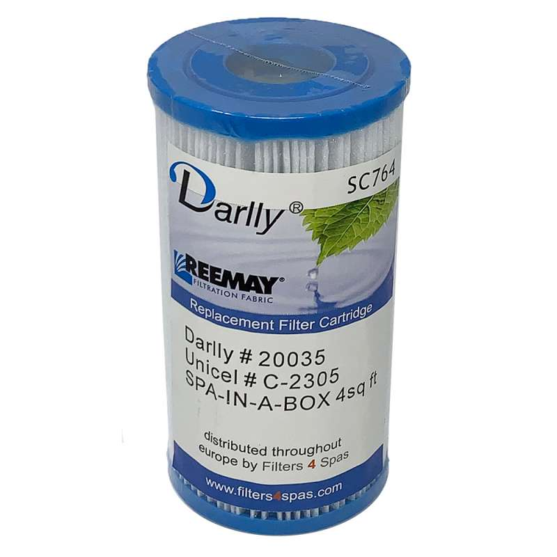 Darlly® Filter Ersatzfilter SC764 Lamellenfilter Spa in a box Whirlpool