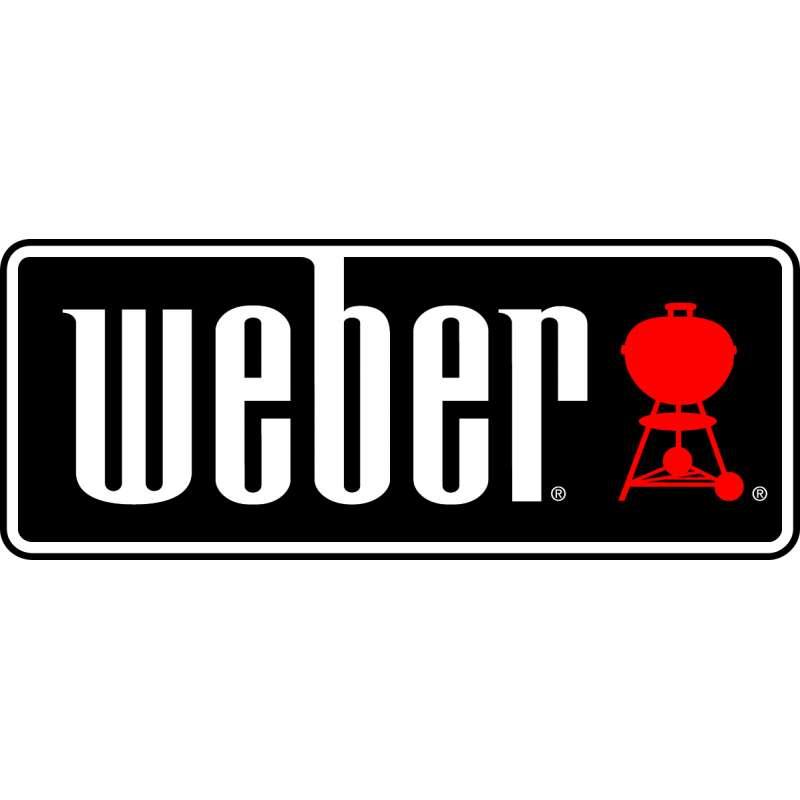 Weber Caster Kit Lenkrollen für Genesis II Gasgrill-Modelle 2 Stück
