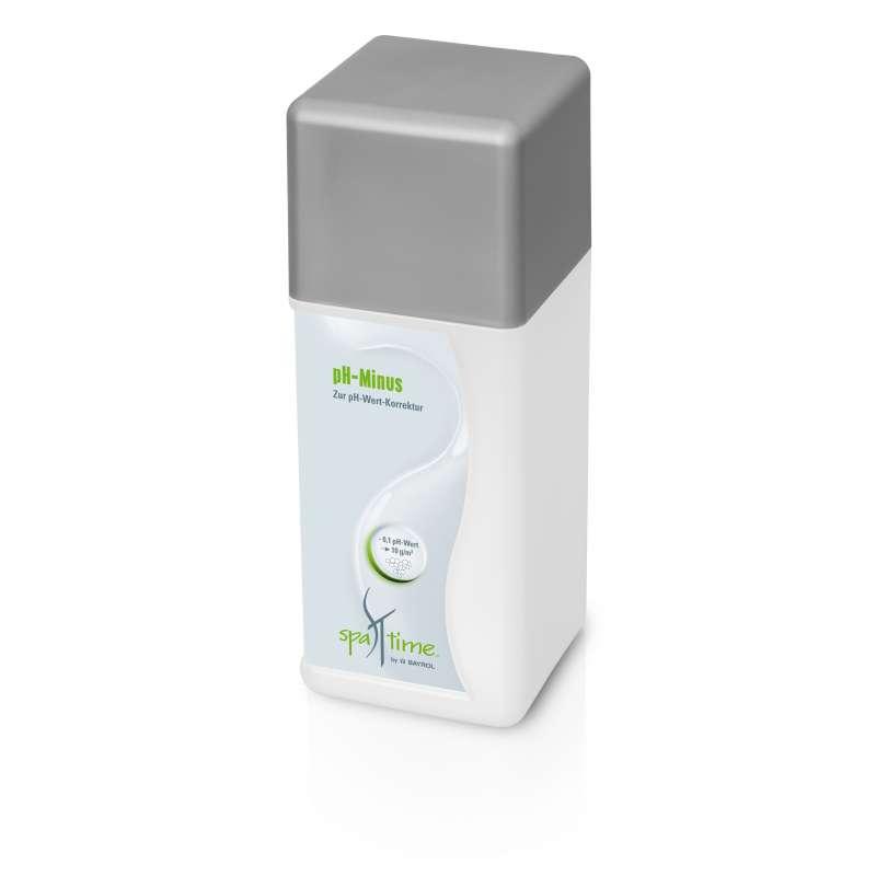 Bayrol SpaTime pH Minus Granulat 1,5 kg Dose Wasserpflege für Whirlpool 2294150
