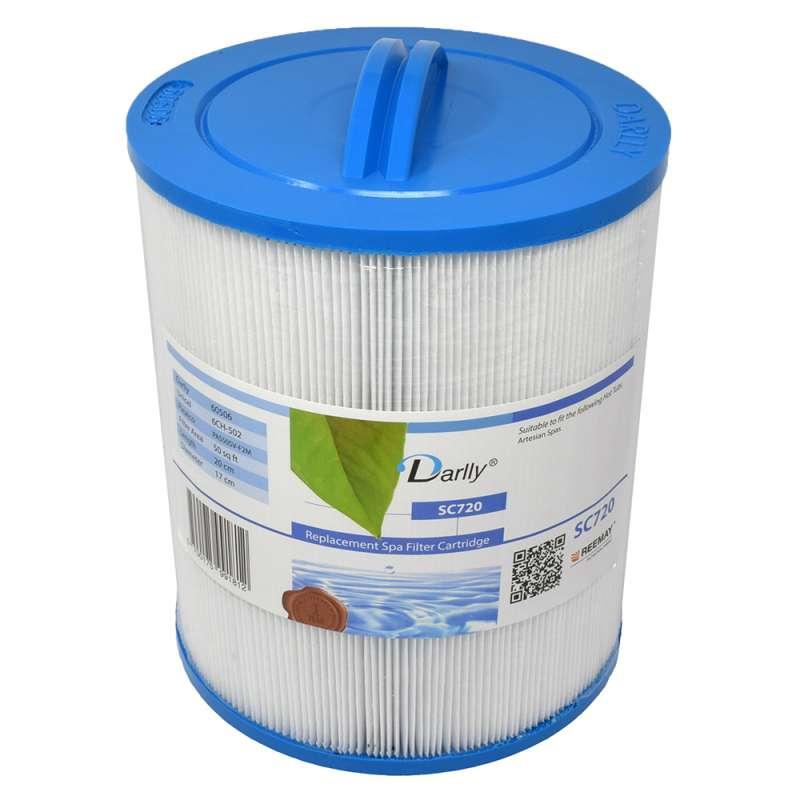 Darlly® Filter Ersatzfilter SC720 Lamellenfilter Artesian Spas Whirlpool