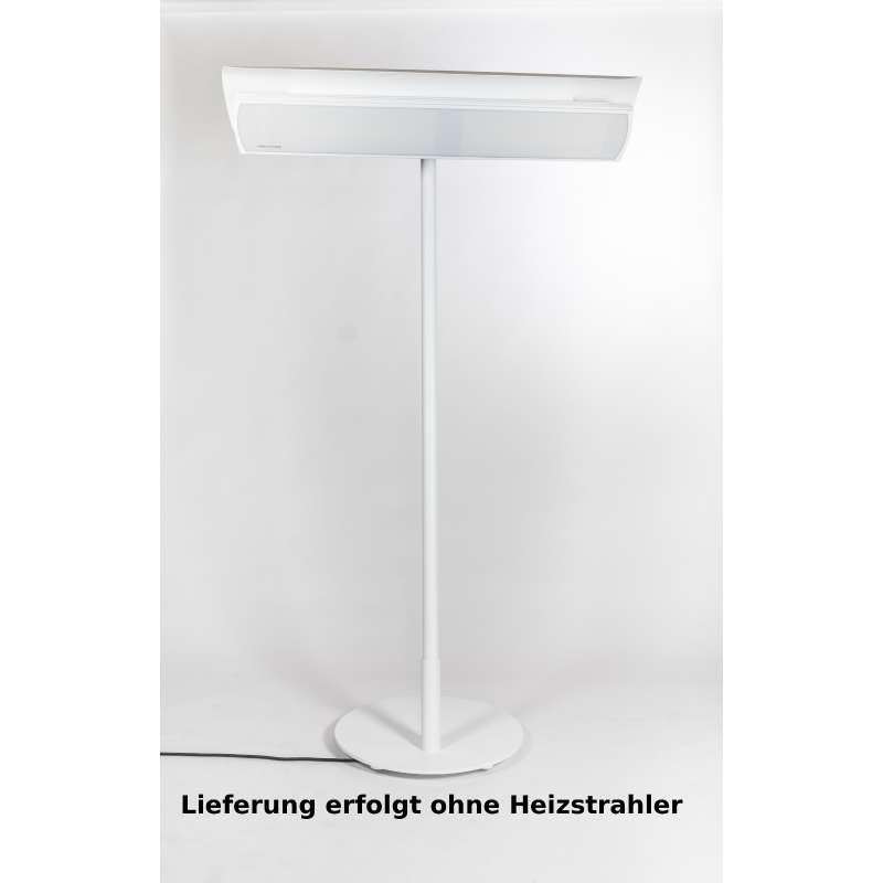 Heatscope Free Design-Ständer für Heizstrahler weiß für Vision und Spot