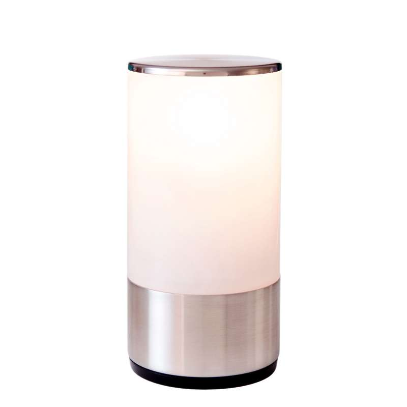 NEOZ kabellose Akku-Tischleuchte COLLINS UNO/PRO LED-Lampe dimmbar 1 Watt 19,5xØ10 cm