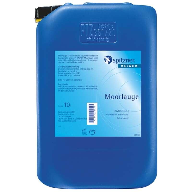 Spitzner Spezialbäder 10 Liter Moorlauge 8798053