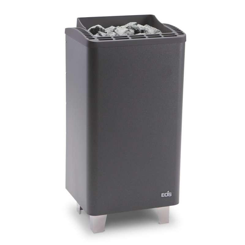 Eos Classic Saunaofen Standofen Thermo Tec S 9 kW anthrazit perleffekt 94.5686