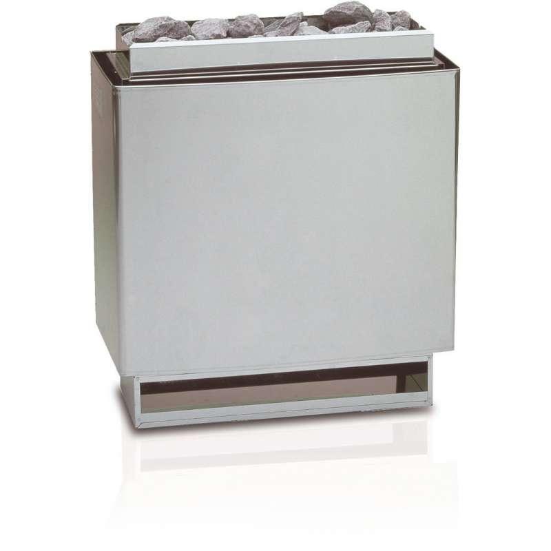 Eos Basic Saunaofen Standofen P1 aus Edelstahl 10,5 kW 94.2830