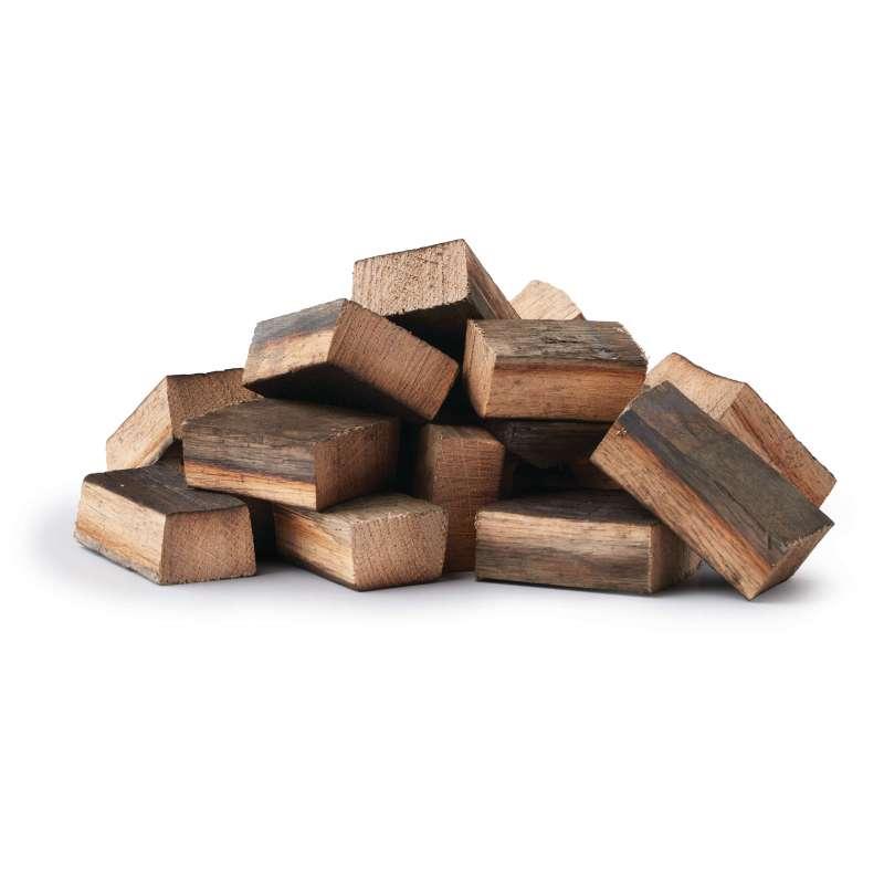 Napoleon Holz-Räucherchips Whiskey-Eiche Woodchips Räucherspäne 1,5 kg 67029