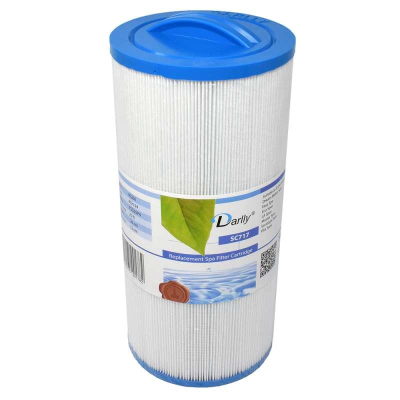 Darlly® Filter Ersatzfilter SC717 Lamellenfilter Crown Dream Maker Eco LA Spas