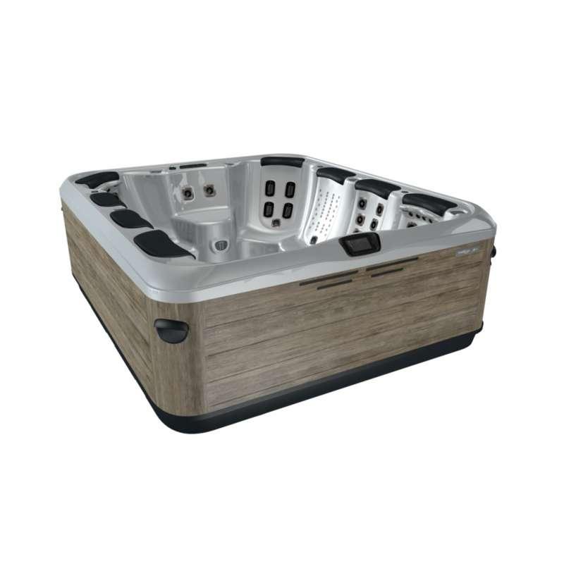 Villeroy & Boch Whirlpool A9L Titanium Timber Premium Line für 7 Personen