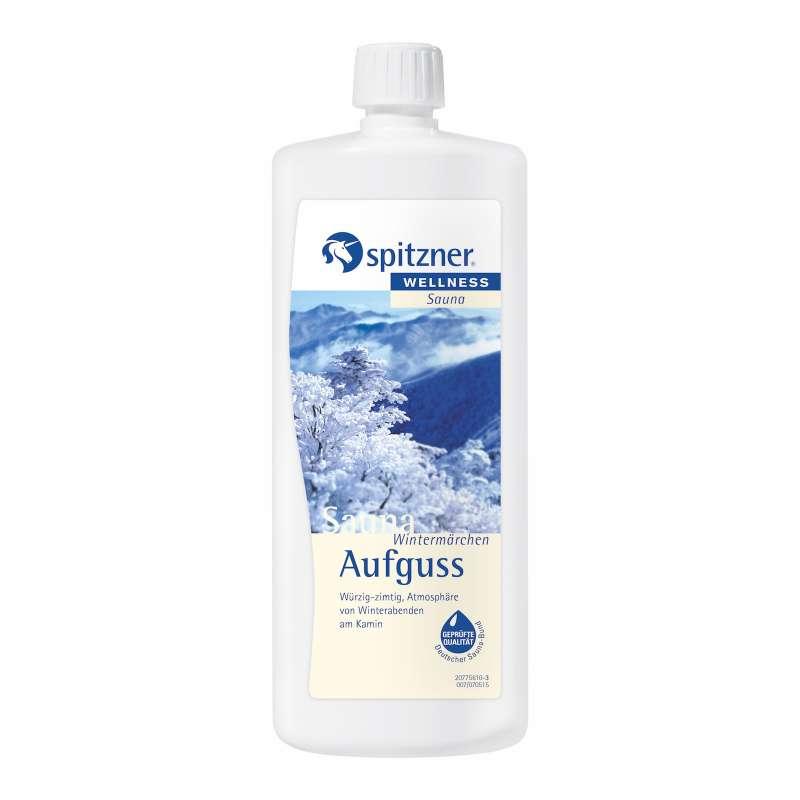 Spitzner Saunaaufguss Wintermärchen 1 Liter 7752044
