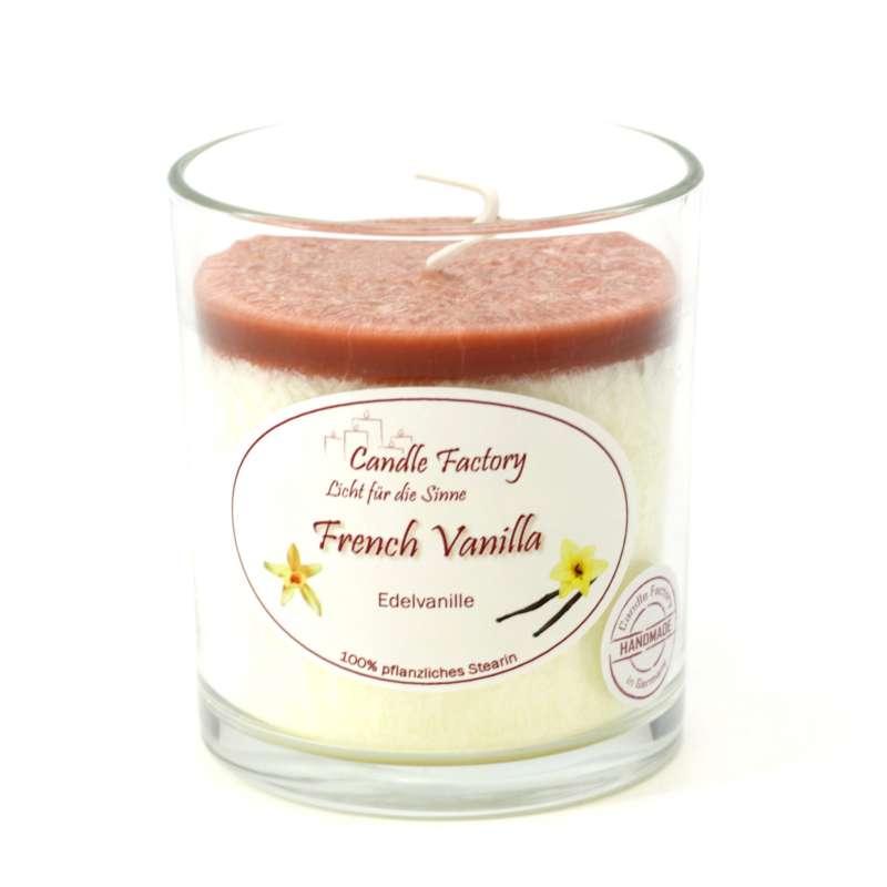 Candle Factory Party Light Kerze French Vanilla Duftkerze Dekokerze 201-040