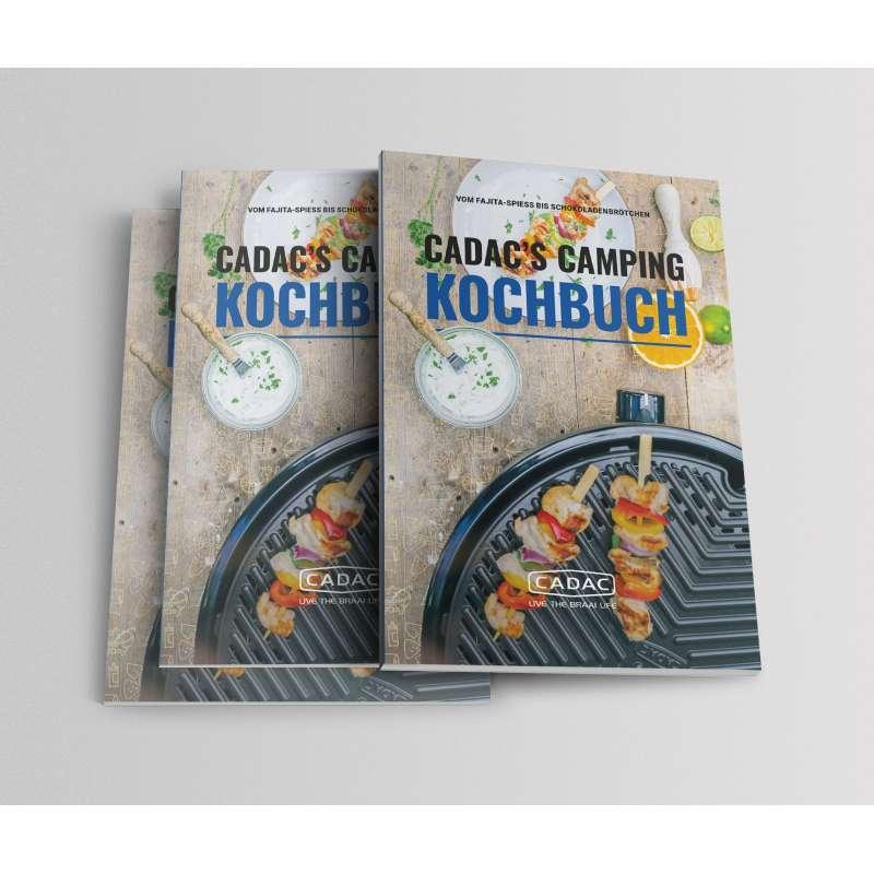 CADAC 's Camping Kochbuch Deutsch Rezeptbuch Grillrezepte Grillbuch