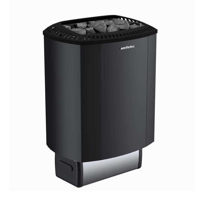 Sentiotec 200E Saunaofen ohne Steuerung Saunaheizgerät wählbar: 4,5 / 6 / 8 / 9 kW