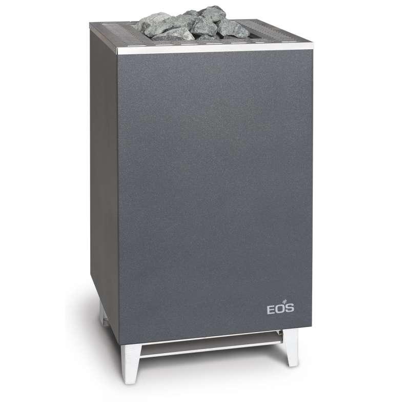 Eos Classic Saunaofen Standofen CUBO 7,5 kW anthrazit perleffekt 94.5073