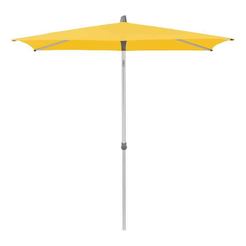 GLATZ Sonnenschirm ALU-SMART easy eckig 2 Größen 210 x 150 / 250 x 200 cm Bright Yellow 146