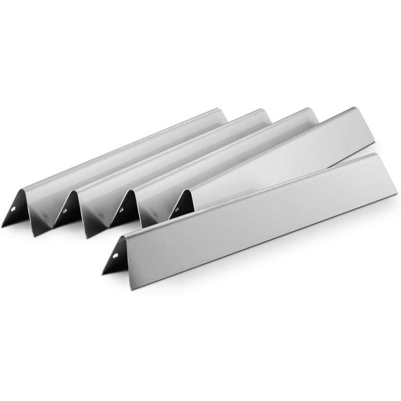 Weber Flavorizer Bars 5 Stück Edelstahl für Gasgrill Genesis S-300 Serie ab 2011 62784
