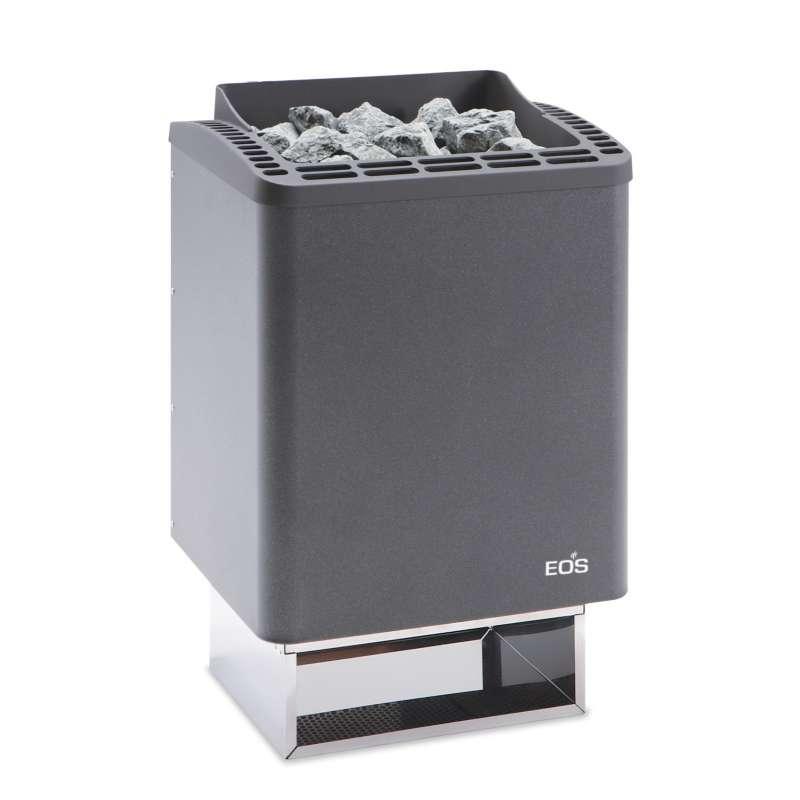 Eos Classic Saunaofen Wandofen Thermo Tec 6 kW anthrazit perleffekt 94.5688