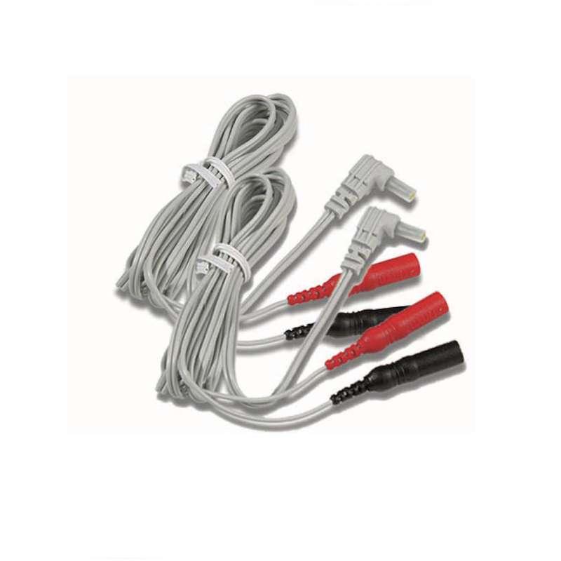 Sandwell Elektrodenkabel für selbstklebende Elektroden für TENS- und EMS-Geräte