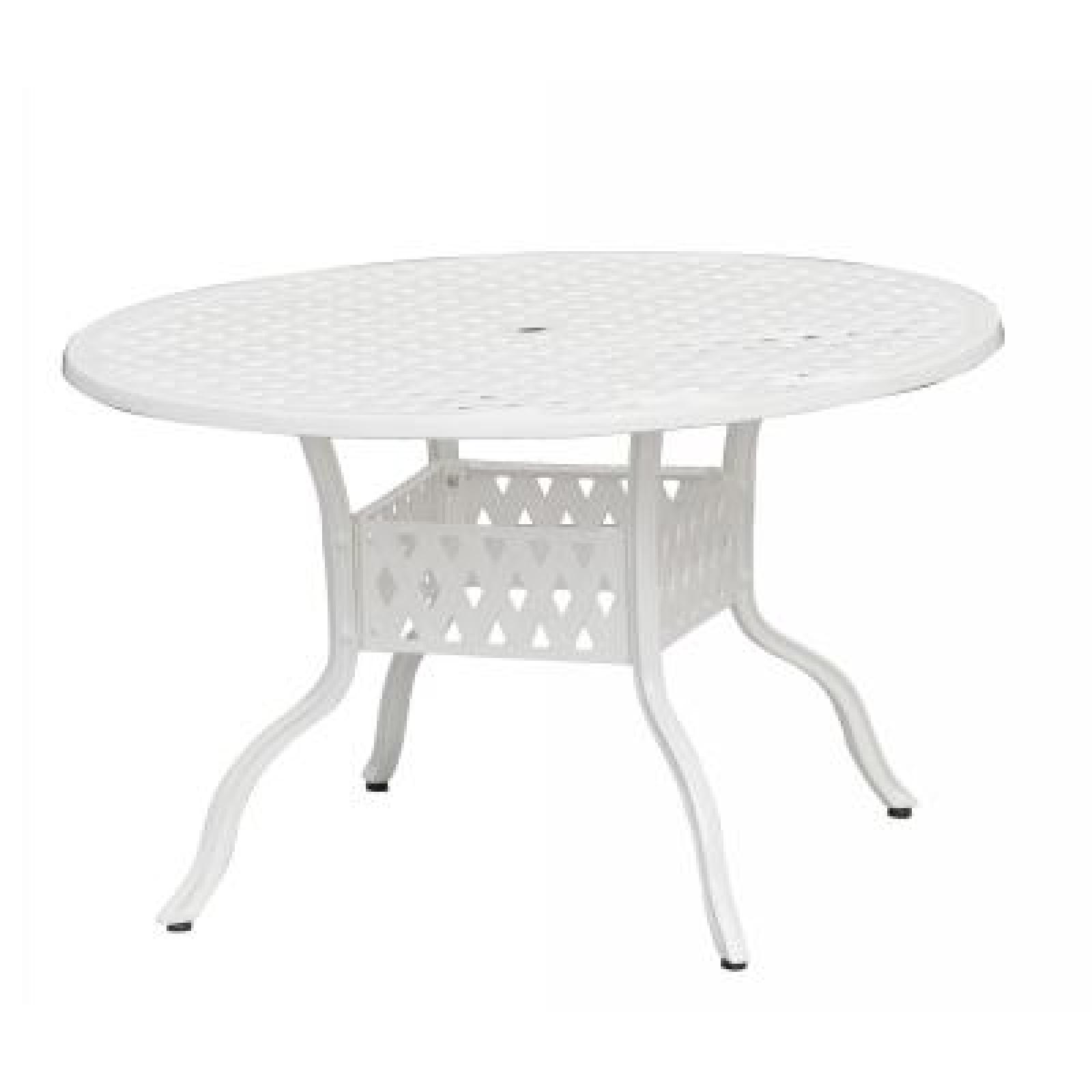 Details Zu Inko Aluguss Tisch Nexus Weiss Rund 120 Cm Gartentisch Tag 202 W