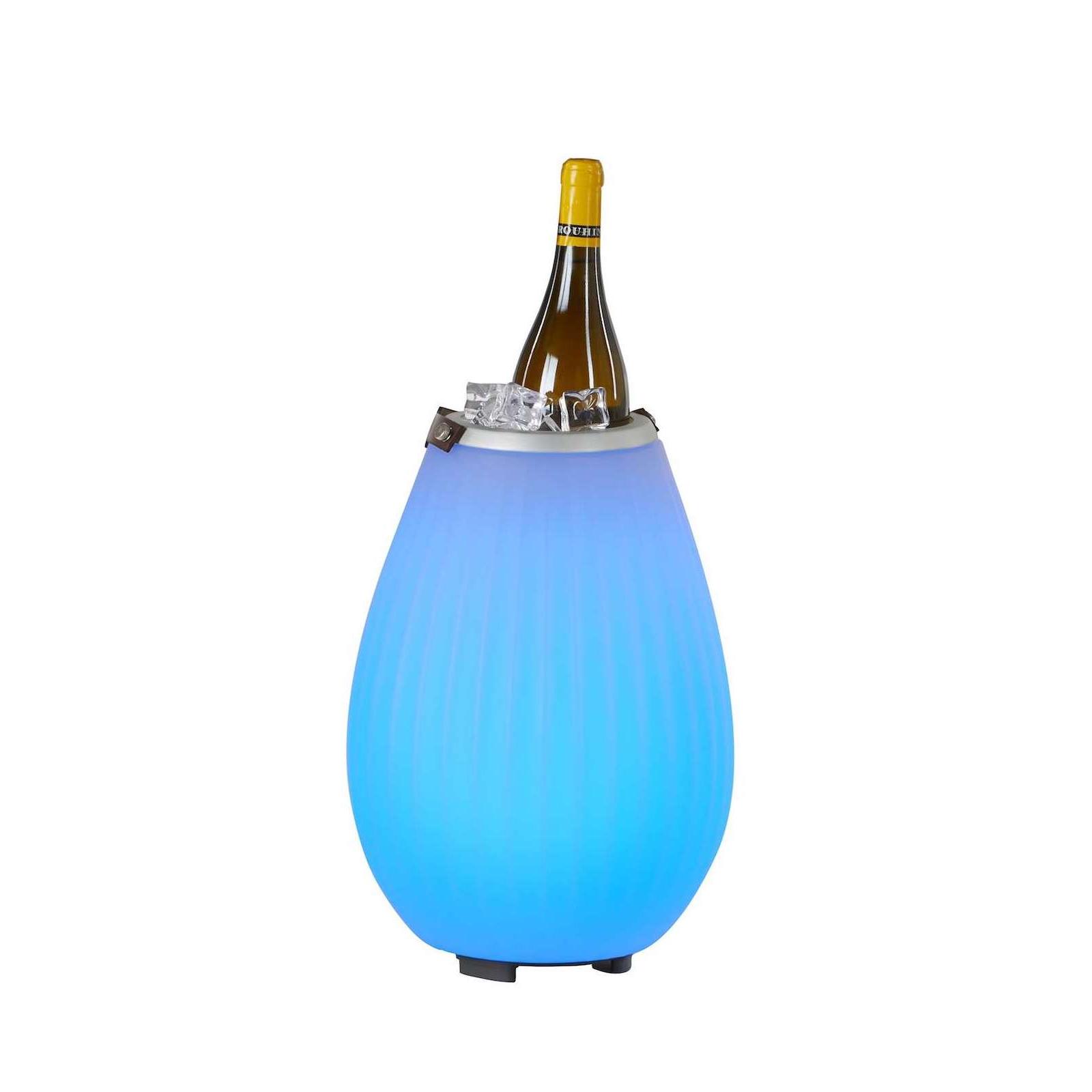 The Joouly 35 Bluetooth Lautsprecher Farbwechsel Lampe mit Getränkekühler   eBay