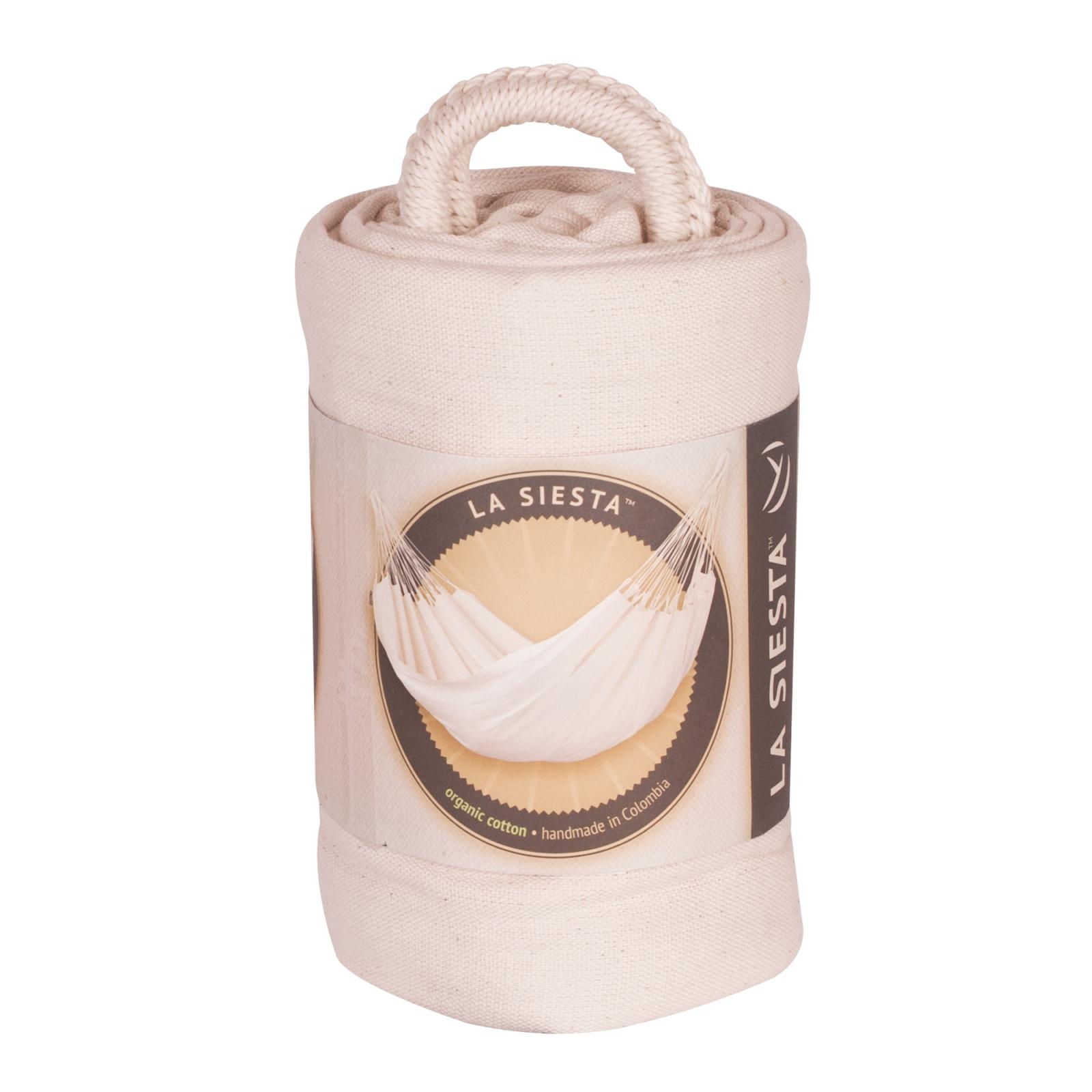 La La La Siesta Hängematte MODESTA Farbe Latte Singlehängematte MOH14-1 84caca